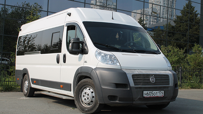 Заказать микроавтобус - Челябинск